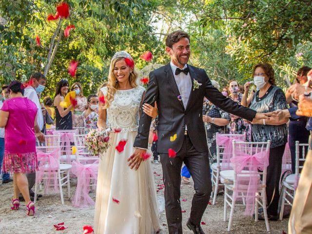 La boda de Rafa y Andrea en Gandia, Valencia 35