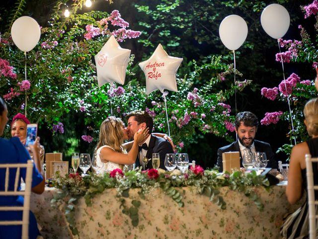 La boda de Rafa y Andrea en Gandia, Valencia 46