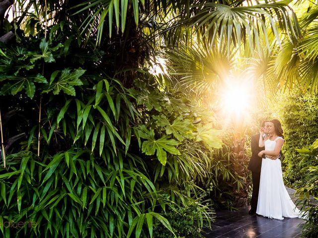 La boda de Carlos y Rebeca