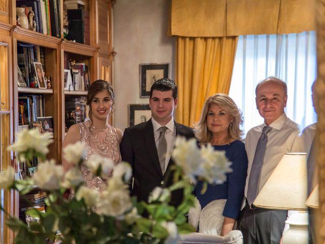 La boda de Alberto y María en Madrid, Madrid 11