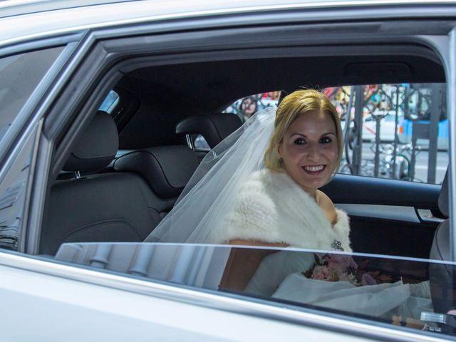 La boda de Alberto y María en Madrid, Madrid 32