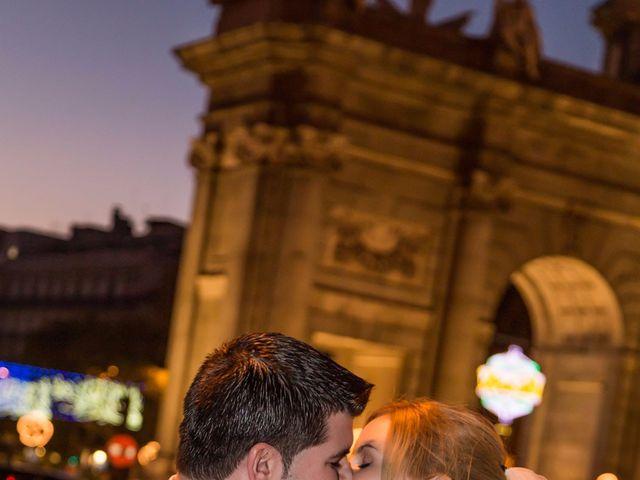 La boda de Alberto y María en Madrid, Madrid 37