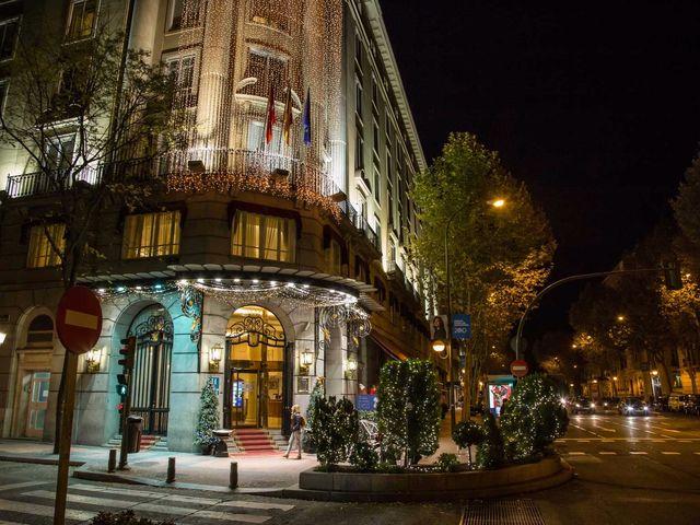 La boda de Alberto y María en Madrid, Madrid 1