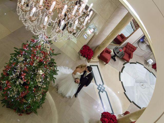 La boda de Alberto y María en Madrid, Madrid 41