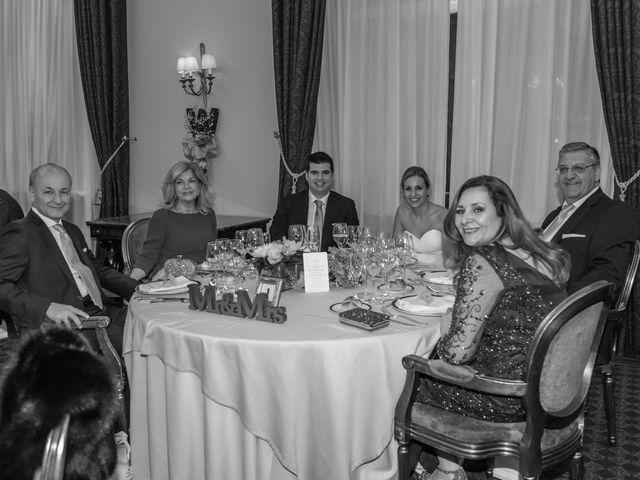 La boda de Alberto y María en Madrid, Madrid 45