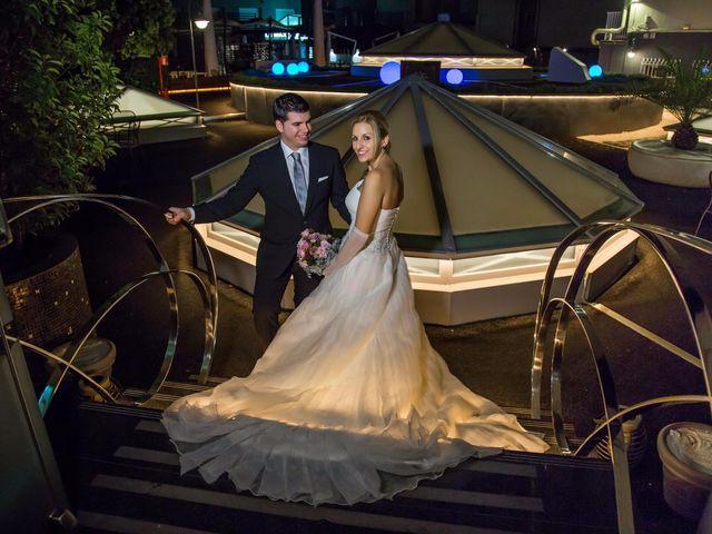 La boda de Alberto y María en Madrid, Madrid 62