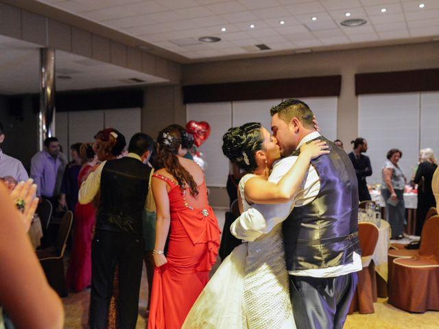 La boda de Bernabé y Sonia en Molina De Segura, Murcia 1
