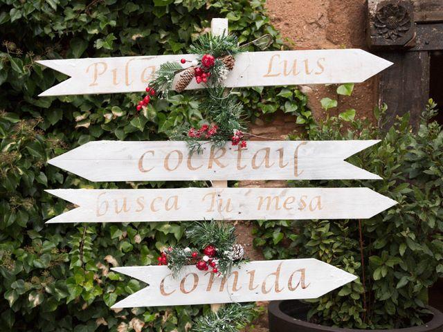 La boda de Luis y Pilar en Manzanares, Ciudad Real 9