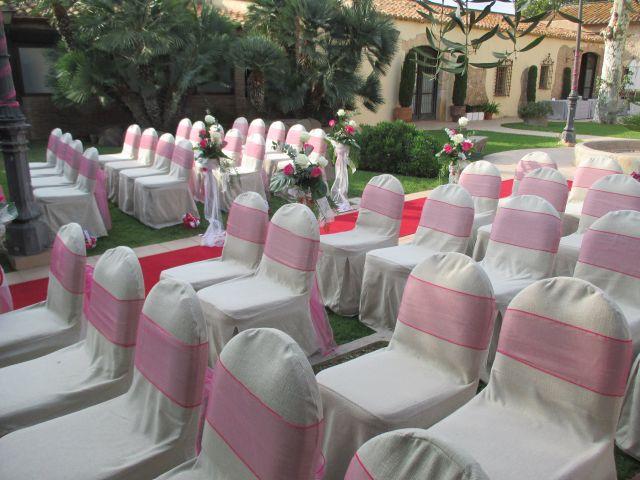 La boda de Rafa y Monika  en Cambrils, Tarragona 13