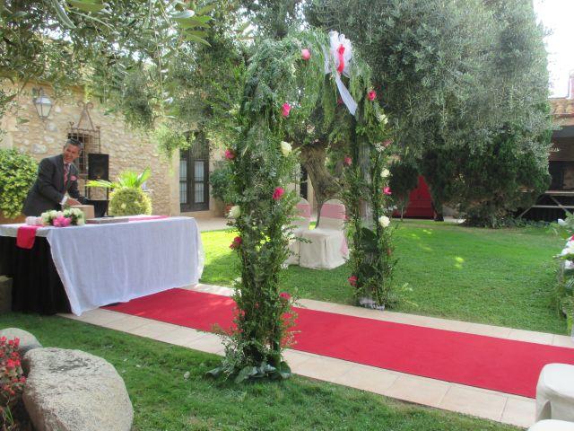 La boda de Rafa y Monika  en Cambrils, Tarragona 14