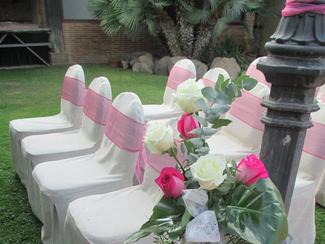 La boda de Rafa y Monika  en Cambrils, Tarragona 17