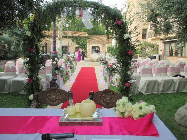 La boda de Rafa y Monika  en Cambrils, Tarragona 21