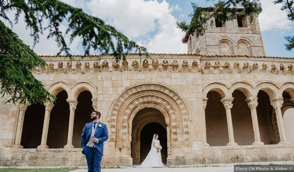 La boda de Rubén y Susana en Sotosalbos, Segovia