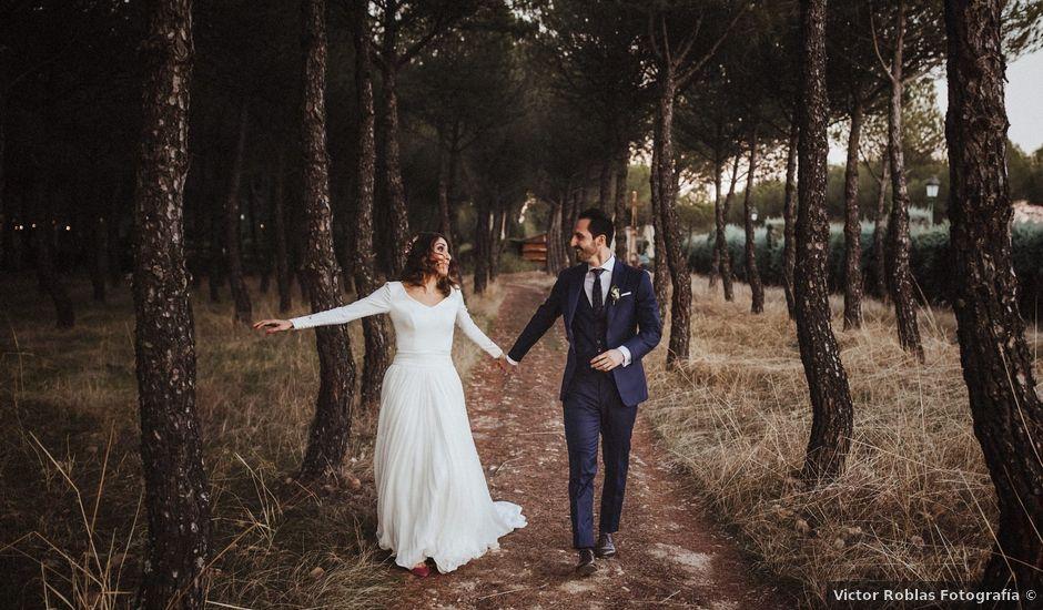 La boda de Javier y Marta en Valdetorres De Jarama, Madrid