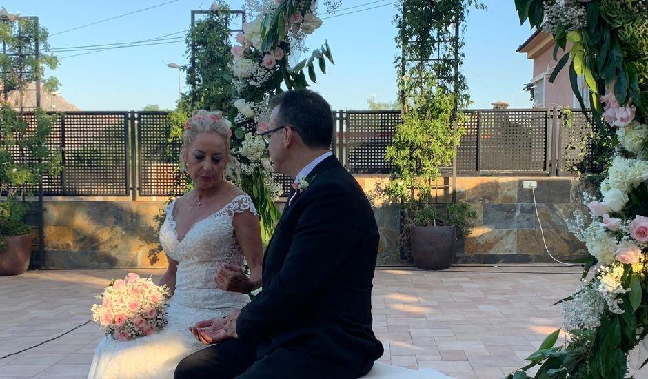La boda de Javi y Inma en Orihuela, Alicante