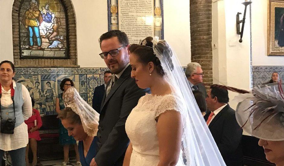 La boda de Domingo y Rocío  en Huelva, Huelva