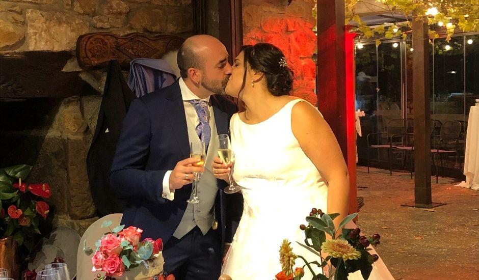La boda de David y Naiara en Atxondo, Vizcaya