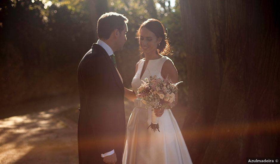 La boda de Nacho y Cristina en Redondela, Pontevedra