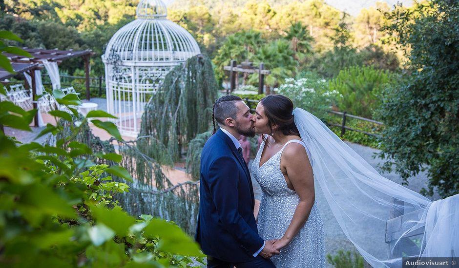 La boda de Gerard y Raina en Orrius, Barcelona