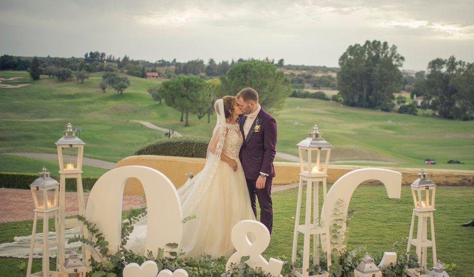 La boda de Christopher  y Oksana  en Jerez De La Frontera, Cádiz