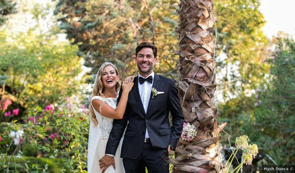 La boda de Rafa y Andrea en Gandia, Valencia