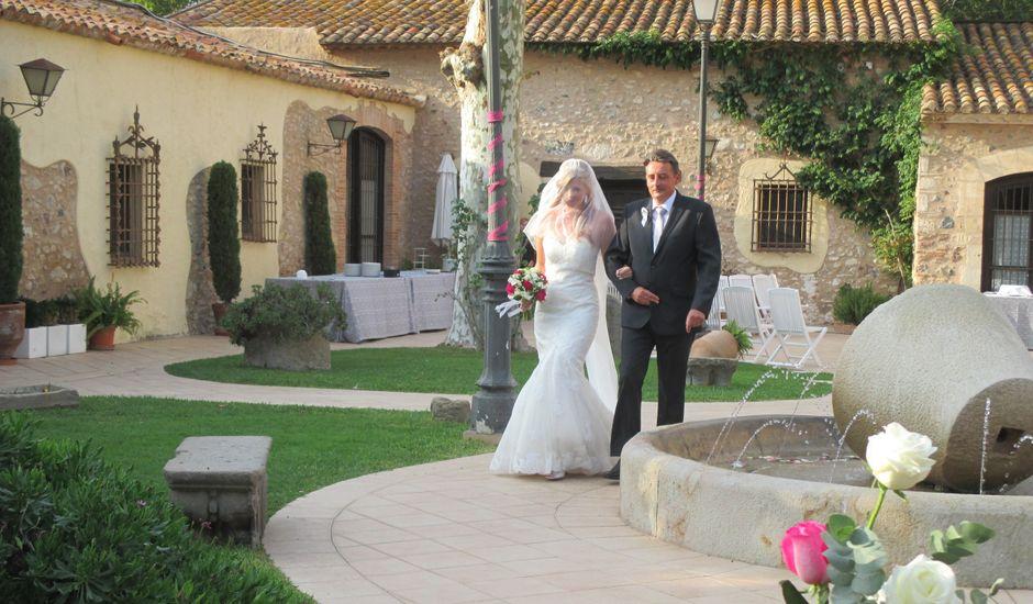 La boda de Rafa y Monika  en Cambrils, Tarragona