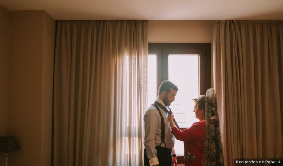 La boda de Luis y Pilar en Manzanares, Ciudad Real