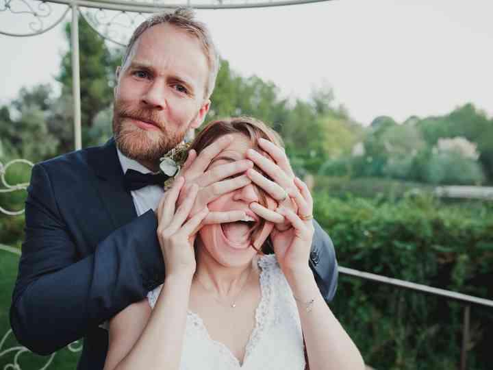 La boda de María y Alex Williams
