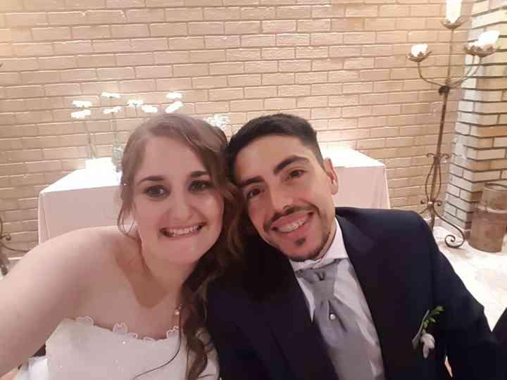 La boda de Gema y Adolfo