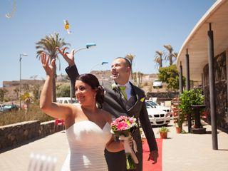 La boda de Fátima y David 3