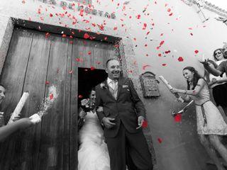 La boda de Fátima y David