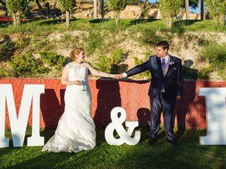 La boda de Irene y Miguel Angel