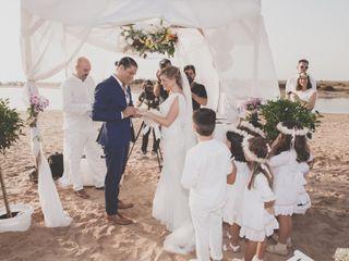 La boda de Olivia  y Jesús