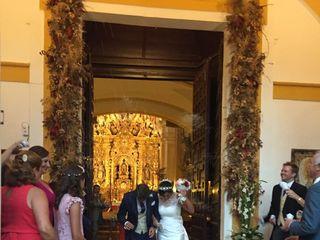La boda de David y Carolina 1