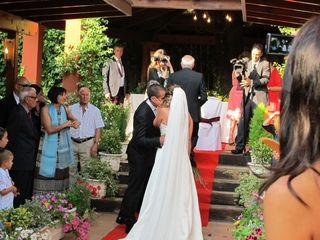 La boda de Fran y Rocio