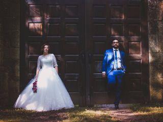 La boda de Montse y Alejandro