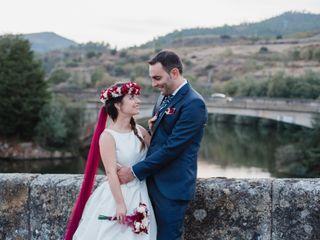 La boda de Jenny y Alex