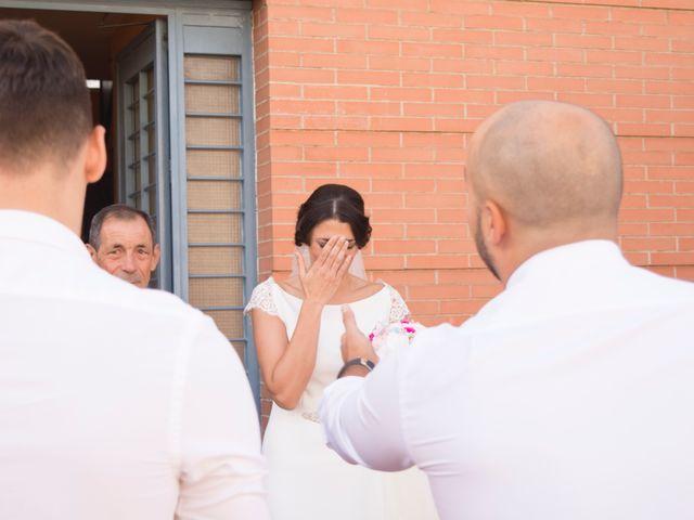 La boda de Carlos y Reyes en Sevilla, Sevilla 6