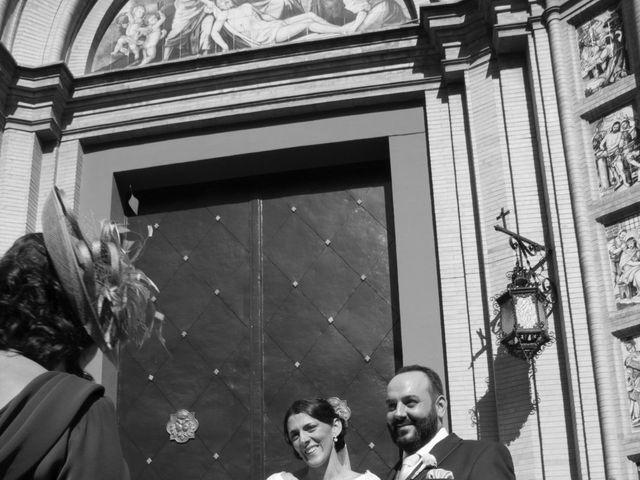La boda de Carlos y Reyes en Sevilla, Sevilla 12