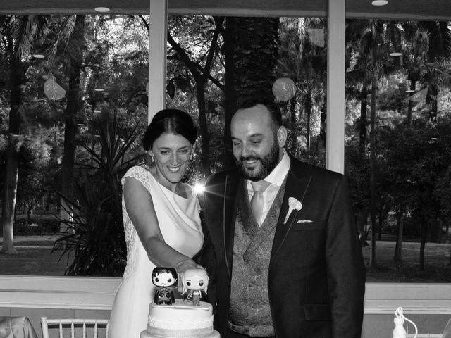 La boda de Carlos y Reyes en Sevilla, Sevilla 18