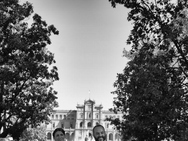 La boda de Carlos y Reyes en Sevilla, Sevilla 24