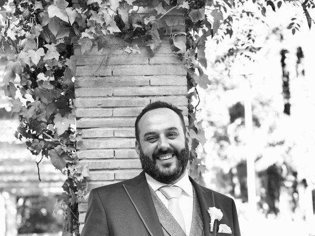 La boda de Carlos y Reyes en Sevilla, Sevilla 36