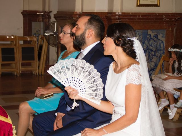 La boda de Carlos y Reyes en Sevilla, Sevilla 39