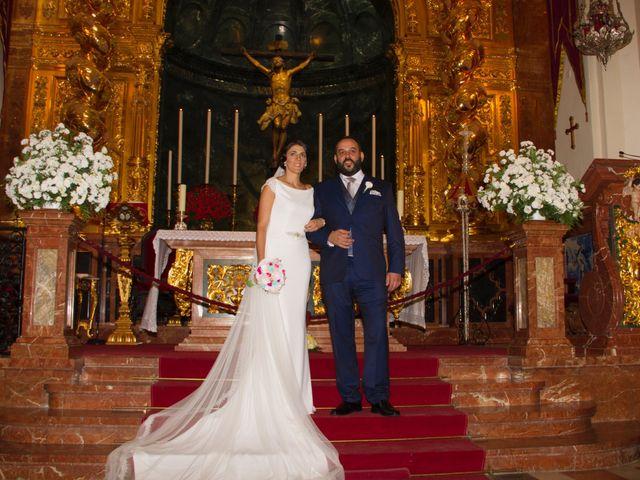 La boda de Carlos y Reyes en Sevilla, Sevilla 46