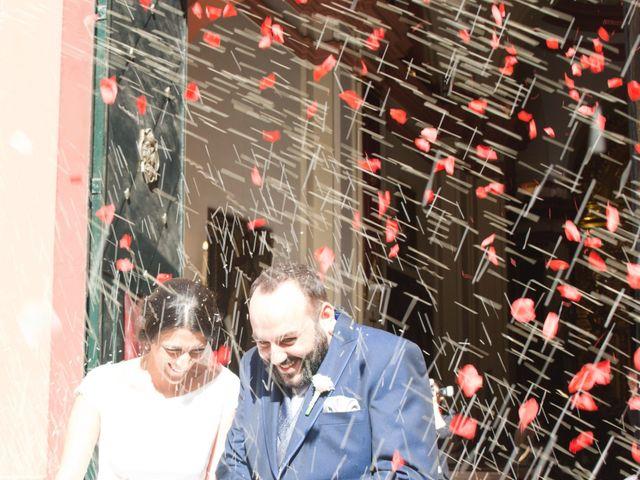 La boda de Carlos y Reyes en Sevilla, Sevilla 48