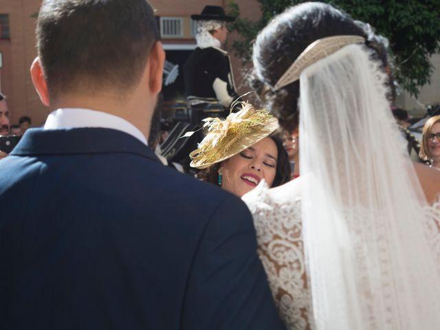 La boda de Carlos y Reyes en Sevilla, Sevilla 49