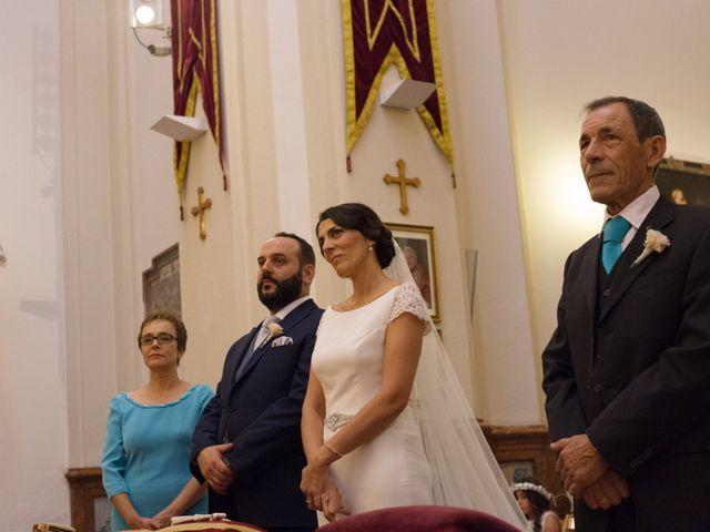 La boda de Carlos y Reyes en Sevilla, Sevilla 52