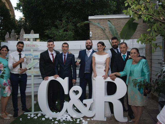 La boda de Carlos y Reyes en Sevilla, Sevilla 58
