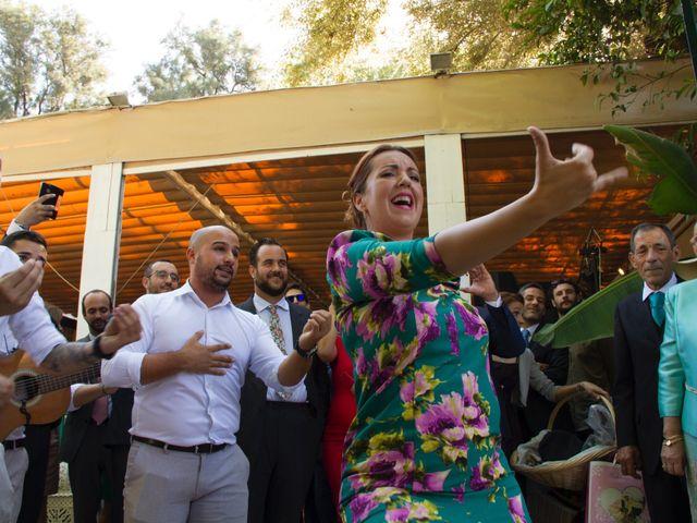 La boda de Carlos y Reyes en Sevilla, Sevilla 59