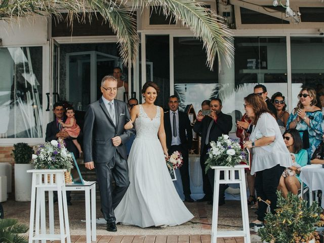 La boda de Pablo y Romi en La Manga Del Mar Menor, Murcia 13